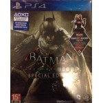PS4: Batman Arkham Knight Special Edition [Z3]