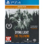 PS4: DYING LIGHT THE FOLLOWING ENHANCED EDITION (R3)(EN)