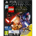 PS3: LEGO Star Wars The Force Awakens Special Edition (Z2)(EN)