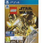 PS4: LEGO STAR WARS THE FORCE AWAKENS DELUXE EDITION 1 (Z2)(EN)