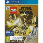 PS4: LEGO Star Wars The Force Awakens Deluxe Edition (Z2)(EN)