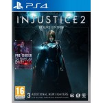 PS4: INJUSTICE 2 DELUXE EDITION (Z3)(EN)