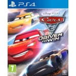 PS4 : CAR 3 : DRIVE TO WIN (R3)(EN)