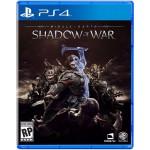 PS4: MIDDLE-EARTH: SHADOW OF WAR (R3)(EN)