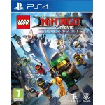 PS4: THE LEGO NINJAGO MOVIE VIDEO GAME (R3)(EN)