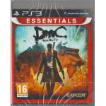 PS3: Dmc devil may cry essentials (Z3)
