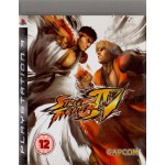 PS3: Street Fighter IV (Z2)