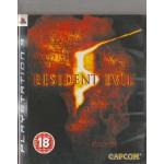 PS3: Resident Evil 5 (Z2)