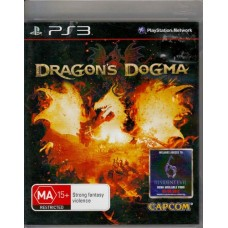 PS3: Dragon's Dogma