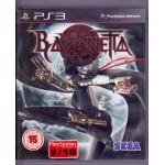 PS3: Bayonnetta