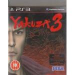 PS3: Yakuza 3 (Z2)