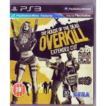 PS3: The House of the Dead: Overkill - Extended Cut