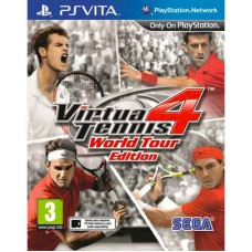 PSVITA: Virtua Tennis 4 World Tour Edition (Z2)