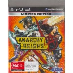 PS3: Anarchy Reigns Limited Edition (Z4)