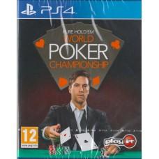 PS4:Pure Hold'em World Poker Championship (Z2)