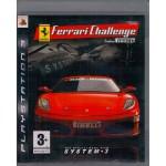 PS3: Ferrari Challenge Trofeo Pirelli (Z2)
