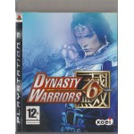 PS3: DYNASTY WARRIORS 6 (Z2)