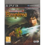 PS3: Dynasty warriors 7 empires (Z2)