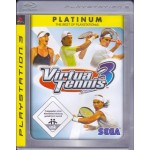 PS3: Virtua Tennis 3 (Platinum)