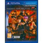 PSVITA: Dead or Alive 5 Plus  (Z2)(EN)