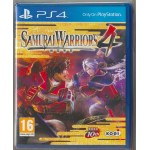 PS4: Samurai Warriors 4 (EN) (Z2)