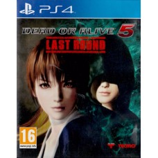 PS4: Dead Or Alive 5 Last Round (Z2)