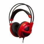 SteelSeries 51104 Siberia V2 Full-size Headset (Red )