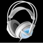 SteelSeries 51125 Siberia v2 USB Full-Size Headset Frost Blue Edition