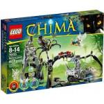 LEGO Chima 70133 Spinlyns Cavern