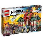 LEGO NinjaGo 70728 Battle For Ninjago City