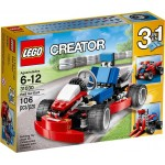 LEGO Creator 31030 RED GO-KART