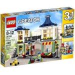 LEGO Creator 31036 Toy & Grocery Shop