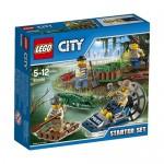 LEGO CITY 60066 SWAMP POLICE STARTER SET