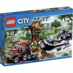 LEGO City 60071 Hovercraft Arrest