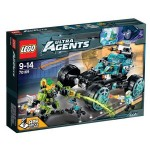 LEGO Agents 70169 AGENT STEALTH PATROL