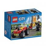 LEGO City Fire 60105 FIRE ATV