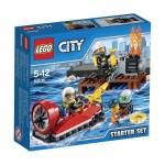 LEGO City Fire 60106 FIRE STARTER SET
