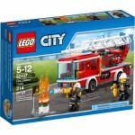 LEGO City Fire 60107 FIRE LADDER TRUCK