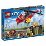 LEGO City Fire 60108 FIRE RESPONSE UNIT