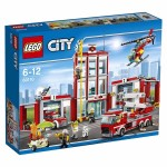 LEGO City Fire 60110 FIRE STATION