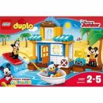 LEGO DUPLO Disney 10827 MICKEY & FRIENDS BEACH HOUSE