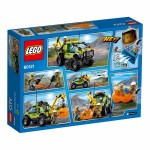 LEGO City Volcano Explorers 60121 VOLCANO EXPLORATION TRUCK