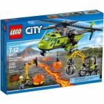 LEGO City Volcano Explorers 60123 VOLCANO SUPPLY HELICOPTER