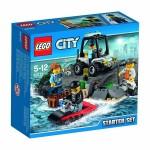 LEGO City Police 60127 PRISON ISLAND STARTER SET