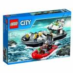 LEGO City Police 60129 POLICE PATROL BOAT