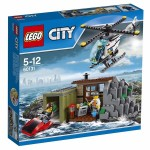 LEGO City Police 60131 CROOKS ISLAND