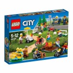 LEGO City Town 60134 FUN IN THE PARK - CITY PEOPLE PACK