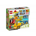 LEGO DUPLO My First 10816 MY FIRST CARS AND TRUCKS