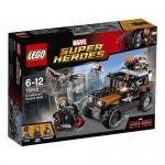 LEGO Super Heroes 76050 CAPTAIN AMERICA MOVIE 1