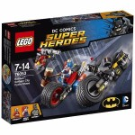 LEGO Super Heroes 76053 BATMAN: GOTHAM CITY CYCLE CHASE
